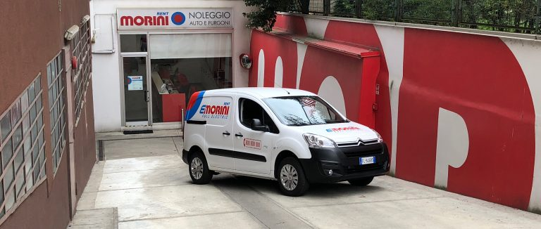 L'offerta Morini Rent si amplia con i Van Full Electric